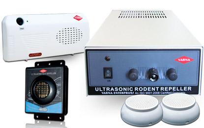 Ultrasonic Rodent Rat Repellent System Amp Pest Control